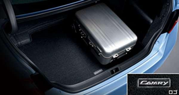 『カムリ』 純正 AVV50 トランクマット カーペットタイプ パーツ トヨタ純正部品 camry オプション アクセサリー 用品