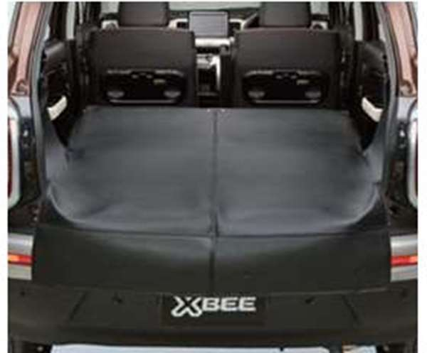 『クロスビー』 純正 MN71S ラゲッジマット(フルカバータイプ) パーツ スズキ純正部品 ラゲージマット 荷室マット 滑り止め オプション アクセサリー 用品