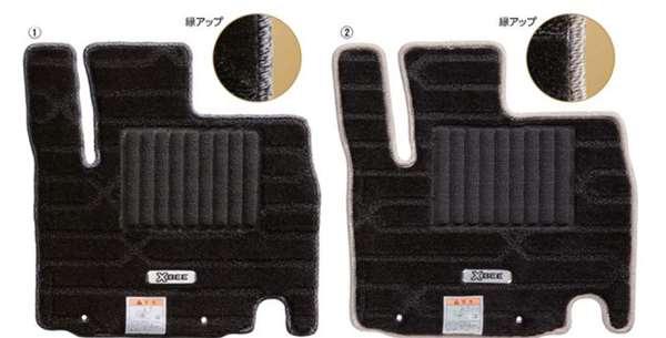 『クロスビー』 純正 MN71S フロアマット(ジュ―タン)クロスライン パーツ スズキ純正部品 フロアカーペット カーマット カーペットマット オプション アクセサリー 用品