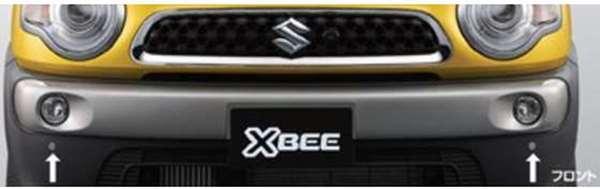 『クロスビー』 純正 MN71S コーナーセンサー フロント2センサー+リヤ2センサー インジケーター付 パーツ スズキ純正部品 危険通知 接触防止 障害物 オプション アクセサリー 用品