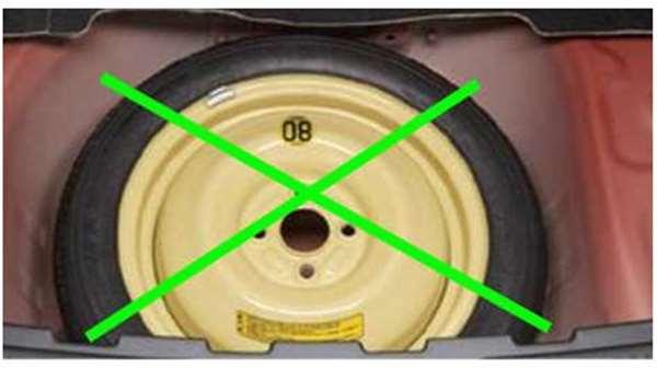 【送料無料】  『クロスビー』 純正 MN71S スペアタイヤ固定キット ※スペアタイヤは別売 パーツ スズキ純正部品 オプション アクセサリー 用品