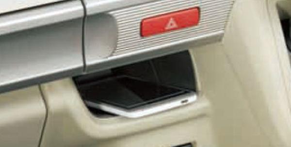 スペーシア 純正 優先配送 ランキングTOP5 MK53S インパネセンターポケットトレー パーツ オプション 用品 スズキ純正部品 アクセサリー