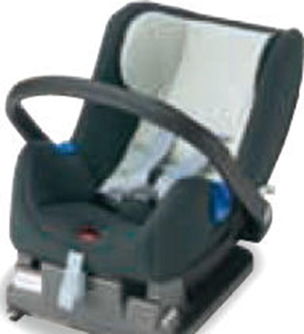 『スペーシア』 純正 MK53S ベビーシート(ISOFIX対応タイプ)本体のみ ※ベースシートは別売 パーツ スズキ純正部品 オプション アクセサリー 用品