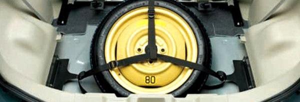 『スペーシア』 純正 MK53S スペアタイヤ固定キット ※スペアタイヤは別売 パーツ スズキ純正部品 オプション アクセサリー 用品