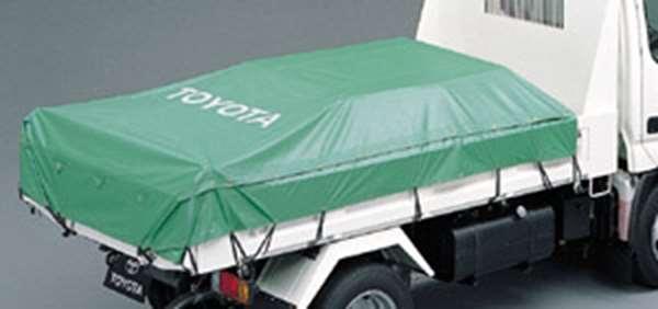『ダイナ標準キャブ』 純正 XZU554 積荷シート (3) パーツ トヨタ純正部品 荷台シート トラック dyna オプション アクセサリー 用品