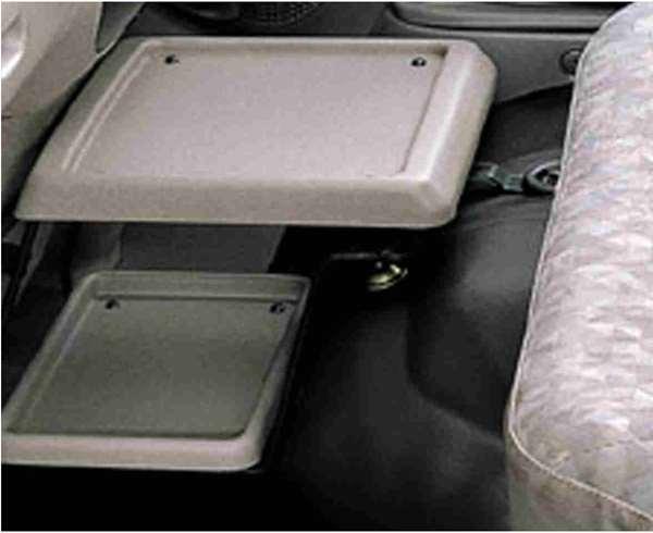 『ダイナワイドキャブ』 純正 XZU404 センタートレイ パーツ トヨタ純正部品 dyna オプション アクセサリー 用品