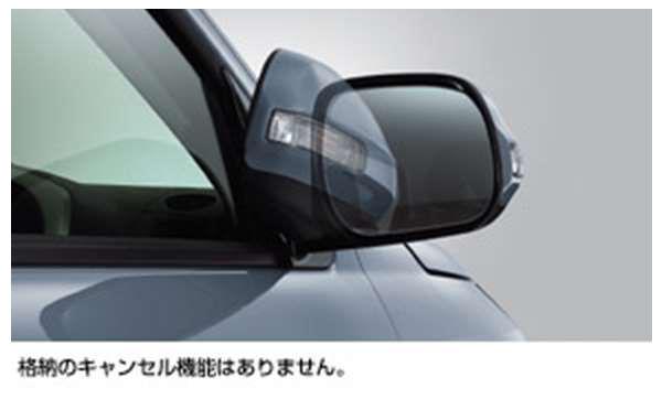 『ラッシュ』 純正 J210E オートリトラクタブルミラー パーツ トヨタ純正部品 rush オプション アクセサリー 用品