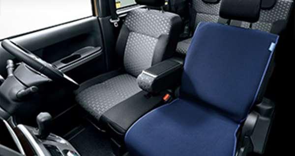 『ピクシスメガ』 純正 LA700A LA710A シートエプロン フロント パーツ トヨタ純正部品 汚れから保護 セミシートカバー pixis オプション アクセサリー 用品