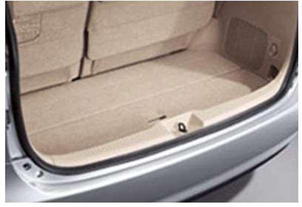 『エスティマ』 純正 ACR50 デッキボード サードシート電動格納(MOP)無し車 パーツ トヨタ純正部品 estima オプション アクセサリー 用品