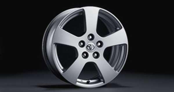 『エスティマ』 純正 ACR50 アルミホイール スタンダード(18インチ) 1本からの販売 パーツ トヨタ純正部品 estima オプション アクセサリー 用品