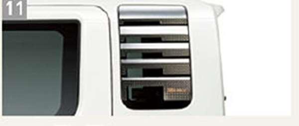 『ウェイク』 純正 LA700S LA710S クォーターウインドゥデカール パーツ ダイハツ純正部品 ステッカー シール ワンポイント オプション アクセサリー 用品