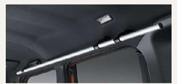 『ウェイク』 純正 LA700S LA710S アッパーシステムレール 2本セット パーツ ダイハツ純正部品 オプション アクセサリー 用品