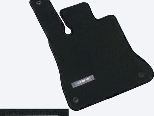 『SL』 純正 DBA CBA AMGフロアマットプレミアム パーツ ベンツ純正部品 フロアカーペット カーマット カーペットマット オプション アクセサリー 用品