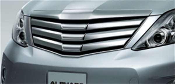 『アルファード』 純正 ANH20 メッキグリル パーツ トヨタ純正部品 alphard オプション アクセサリー 用品