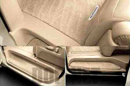 『アルファード』 純正 ANH20 フロアマット ロイヤルタイプ 本体 パーツ トヨタ純正部品 フロアカーペット カーマット カーペットマット alphard オプション アクセサリー 用品