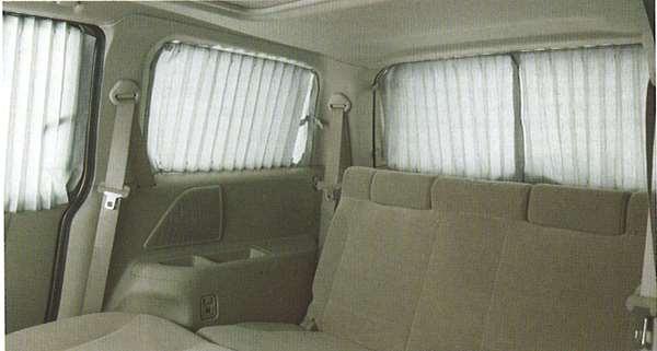『ラフェスタ』 純正 B30 NB30 リヤカーテン パーツ 日産純正部品 LAFESTA オプション アクセサリー 用品