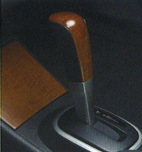 『ティーダラティオ』 純正 PJ32 J32 TNJ32 木目調ATシフトノブフィニッシャー(ブラック) CUUK4 パーツ 日産純正部品 TIIDA オプション アクセサリー 用品