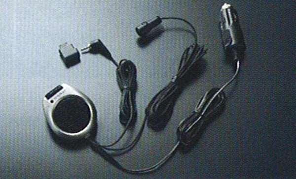 ティーダラティオ 2020新作 純正 PJ32 J32 TNJ32 携帯電話用ハンズフリーキット 新生活 イヤホン端子接続タイプ パーツ 用品 日産純正部品 TIIDA 通話 携帯電話 アクセサリー オプション 安全