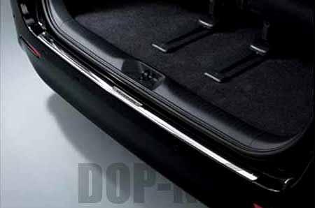 『ヴェルファイア』 純正 ANH20 リヤバンパーステップガード パーツ トヨタ純正部品 バンパーガード モール 保護 vellfire オプション アクセサリー 用品
