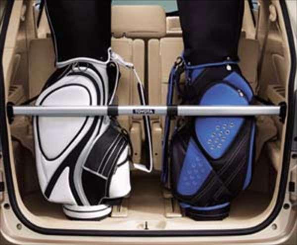 『ヴェルファイア』 純正 ANH20 ラゲージホールドバー パーツ トヨタ純正部品 固定 ゴルフバック 収納 vellfire オプション アクセサリー 用品