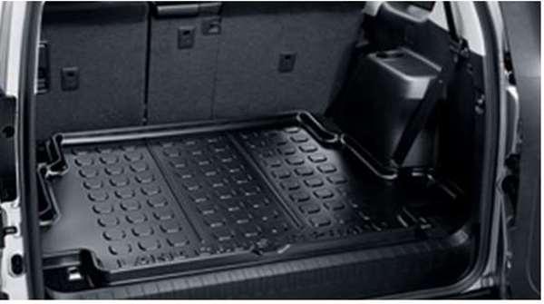 『ランドクルーザープラド』 純正 GKAGK ラゲージトレイ パーツ トヨタ純正部品 landcruiser オプション アクセサリー 用品