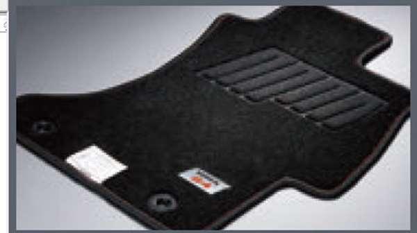 『WRX S4』 純正 VAG フロアカーペット パーツ スバル純正部品 オプション アクセサリー 用品