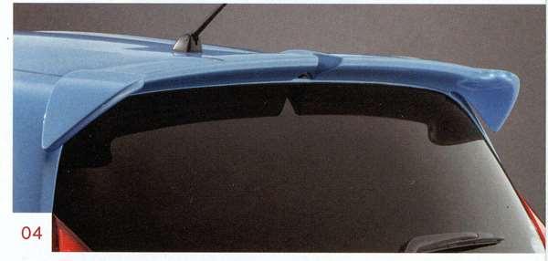 『ノート』 純正 E12 ルーフスポイラー EAK、LAE、QAB、RBE パーツ 日産純正部品 NOTE オプション アクセサリー 用品