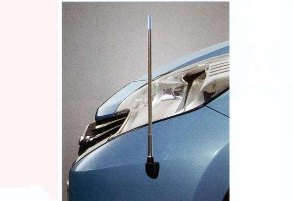 『ノート』 純正 E12 ネオンコントロール(自光式:青色発光) パーツ 日産純正部品 コーナーポール フェンダーランプ フェンダーライト NOTE オプション アクセサリー 用品