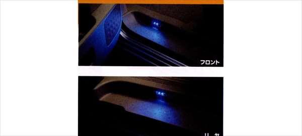 『ランディ』 純正 SC25 SNC25 ステップイルミネーション パーツ スズキ純正部品 landy オプション アクセサリー 用品