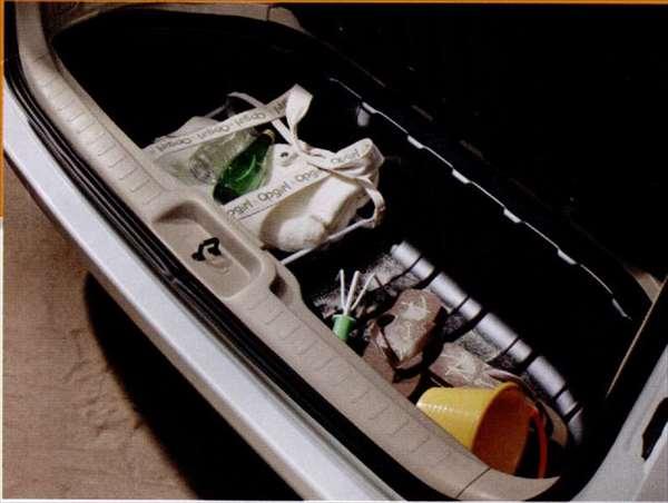 『ランディ』 純正 SC25 SNC25 ラゲッジアンダーボックストレイ パーツ スズキ純正部品 landy オプション アクセサリー 用品