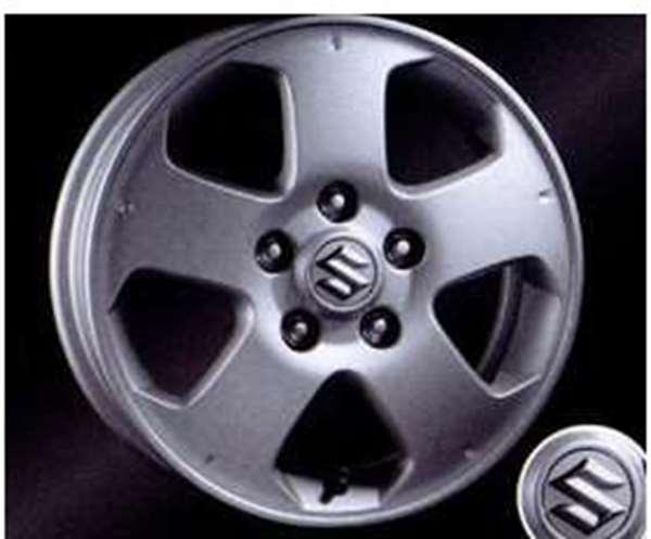 『ランディ』 純正 SC25 SNC25 アルミホイール 1本からの販売 パーツ スズキ純正部品 landy オプション アクセサリー 用品
