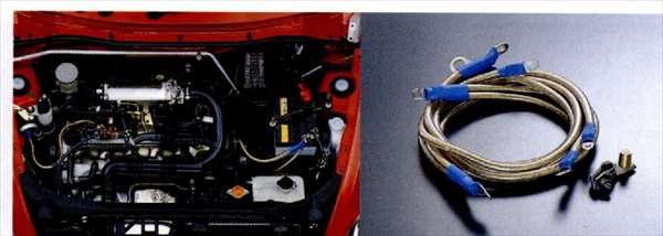 『コペン』 純正 L880K ホットアース パーツ ダイハツ純正部品 copen オプション アクセサリー 用品