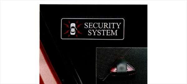 『コペン』 純正 L880K 盗難警報アラーム パーツ ダイハツ純正部品 copen オプション アクセサリー 用品