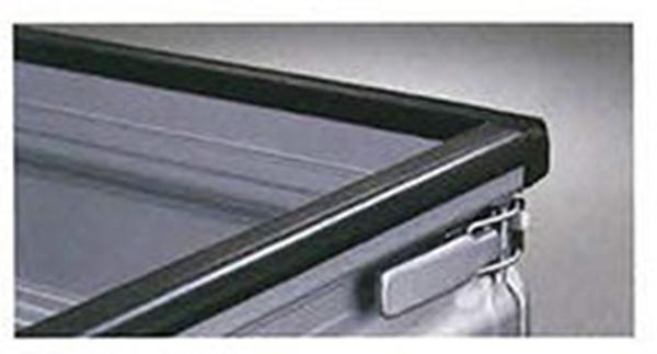 『ハイゼットトラック』 純正 S500P S510P ゲートプロテクター(ゴム) パーツ ダイハツ純正部品 荷台モール アオリ オプション アクセサリー 用品