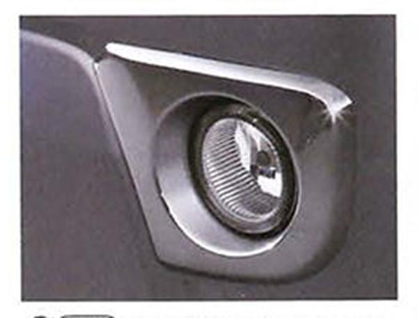 『ハイゼットトラック』 純正 S500P S510P ハロゲンフォグランプキット(メッキ) パーツ ダイハツ純正部品 フォグライト 補助灯 霧灯 オプション アクセサリー 用品