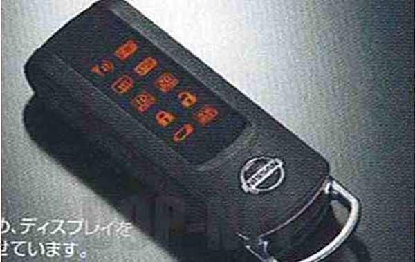『ジューク』 純正 YF15 リモコンエンジンスターター(レギュラーモデル) パーツ 日産純正部品 無線エンジン始動 リモートスタート ワイヤレス JUKE オプション アクセサリー 用品