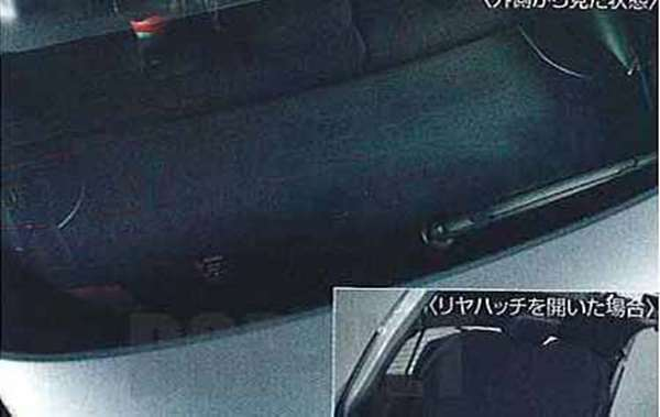『ジューク』 純正 YF15 トノカバー パーツ 日産純正部品 JUKE オプション アクセサリー 用品