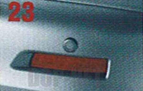 『ジューク』 純正 YF15 リヤコーナーセンサー(リヤコーナー2センサー) パーツ 日産純正部品 危険通知 接触防止 障害物 JUKE オプション アクセサリー 用品
