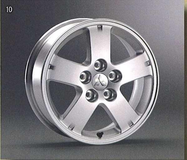 『デリカ』 純正 CV5 アルミホイール 1本のみ (16インチ) パーツ 三菱純正部品 安心の純正品 DELICA オプション アクセサリー 用品