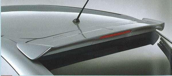后挡板扰流板工厂 BE3 BE4 BE8 (ZZ 型) 高安装停止灯配件本田纯正配件屋顶扰流板的后扰流板后扰流板与 edix 选项配件
