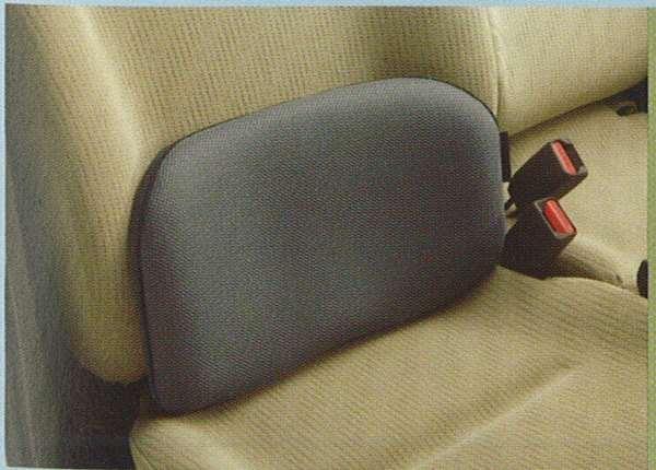 『エディックス』 純正 BE3 BE4 BE8 ランバーフィットサポート パーツ ホンダ純正部品 腰痛 ジャストフィット クッション edix オプション アクセサリー 用品