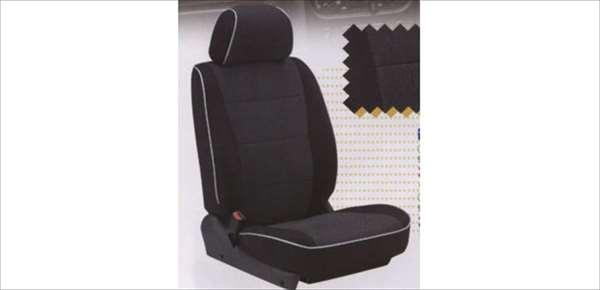 『ジムニー』 純正 JB23W シートカバー(ブラック) パーツ スズキ純正部品 座席カバー 汚れ シート保護 jimny オプション アクセサリー 用品