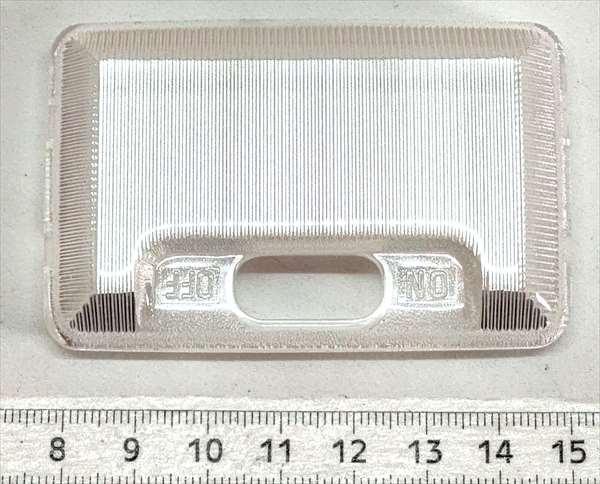 カーゴのレンズのみ MR951527 安全 三菱純正部品 気質アップ