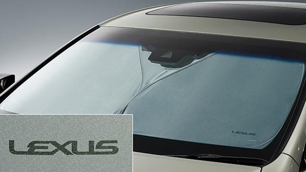 『ES』 純正 AEXGB フロントシェード パーツ レクサス純正部品 オプション アクセサリー 用品