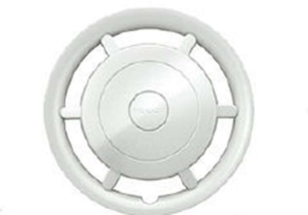 『ミラ トコット』 純正 LA550S LA560S ドレスアップホイールキャップ(パールホワイト) パーツ ダイハツ純正部品 ホイールカバー オプション アクセサリー 用品