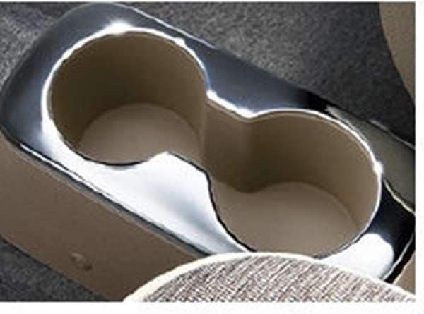 『ミラ トコット』 純正 LA550S LA560S センターコンソールトレイガーニッシュ メッキ調 パーツ ダイハツ純正部品 小物入れ 収納 オプション アクセサリー 用品