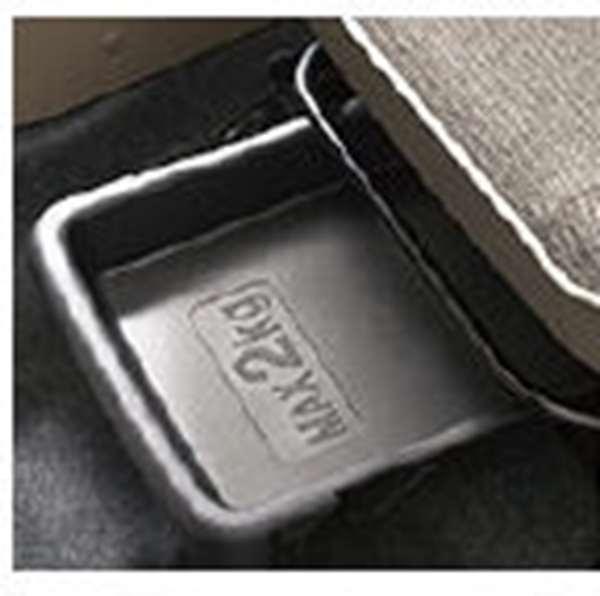 ミラ トコット 国内正規品 純正 LA550S LA560S 70%OFFアウトレット 助手席シートアンダートレイ パーツ アクセサリー 用品 オプション 小物入れ 収納 シート下 ダイハツ純正部品