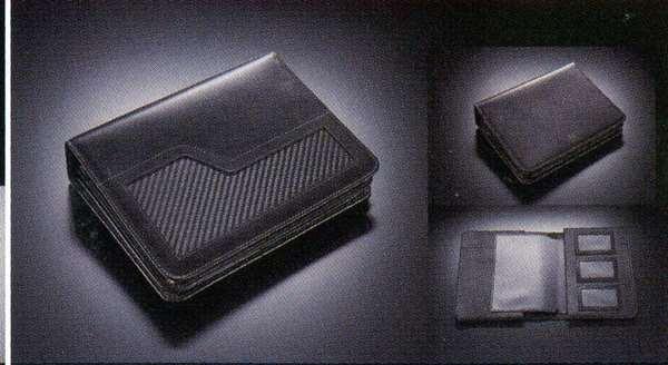 『GT-R』 純正 R35 車検証ケース A6RXA パーツ 日産純正部品 オプション アクセサリー 用品