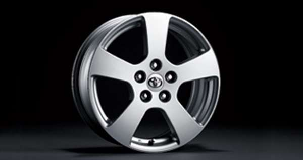 『エスティマ』 純正 GSR50W GSR55W ACR50W A アルミホイール スタンダード(16インチ) 1本からの販売 パーツ トヨタ純正部品 estima オプション アクセサリー 用品