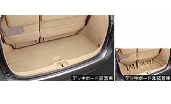 『エスティマ』 純正 GSR50W GSR55W ACR50W A デッキボード パーツ トヨタ純正部品 estima オプション アクセサリー 用品